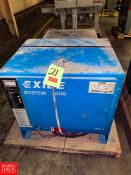 Exide System 3000 24 Volt Battery Charger Rigging Fee: $75 Location: Irwin, PA