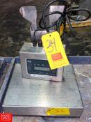 Weigh- Tronix S/S Digital Scale Model: QC-3261 Rigging Fee: $75 Location: Irwin, PA
