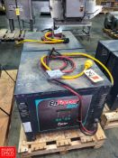 Enforcer SCR 36 Volt Battery Chargers Rigging Fee: $75 Location: Irwin, PA