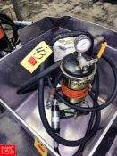 USPI Filter Pump Rigging Fee: $25 Location: Irwin, PA