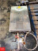 Noritz S/S Tankless Water Heater Rigging Fee: $50 Location: Irwin, PA