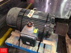 Toshiba 125 HP 2,700 RPM Motor Rigging Fee: $75 Location: Irwin, PA