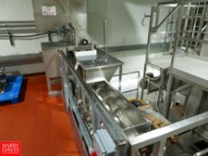 S/S Hammer Mill, With S/S Auger Conveyors And Controls Rigging Fee: $1120