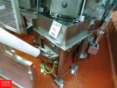 Flexicon Portable Auger Conveyor Rigging Fee: $560