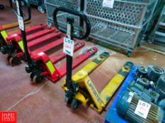 LIFT-RITE Pallet Truck - 5,000 lbs.