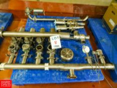 S/S ALFA Laval Air Valves, Manifolds, And Components Rigging Fee: $35
