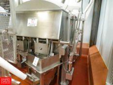 Parmesan 800 Kg, 1763 Lbs. Batch Blender Rigging Fee: $840