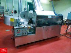 KAPS-ALL Packaging System Can Descrambler/Feeder, Model: AU-60, S/N: 14680 Rigging Fee: $280