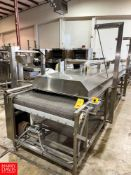 """MBC Food Machinery Corp, S/S Pasteurizer, With 36"""" S/S Belt, Controls, And Blower, Approx. 33'"""