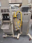 Toresani S/S Gnocchi Machine, Located In Cleveland. Rigging Fee: $750