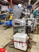 Arcobaleno Tortellini Machine, Model: TC250, S/N: 3-130. Rigging Fee: $350