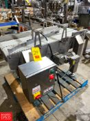 """Frame Conveyor, With Intralox Belt, And Sew Euro Gear Reducing Drive, 15"""" X 49"""" S/S. Rigging Fee: $"""