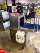 SAIMA Pasta Sheeter Cutter, Model: ST 300, S/N: MSS 14/1. Rigging Fee: $350