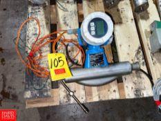 "Endress Hauser 1.5"" Promag F Flow Meter, Clamp Type Location: Mt. Pleasant, Pennsylvania, United"