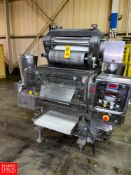 Agnelli S/S Pasta Sheeter/ Former, Model: A540, S/N: 901.0255 Location: Mt. Pleasant,