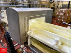 Safeline Metal Detector Location: Portland Rigging Fee: $250