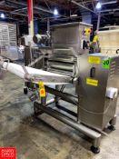 Pasta Technologies S/S Sheeter / Mixer Model: SA 540, S/N: 080111104 Location: Mt. Pleasant,