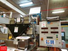 Weigh Pack Systems 3 Head Multi Trix Scale Filler, With Controls Located in Mt. Plesant, PA