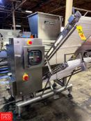Pasta Technologies S/S Sheeter / Mixer Model: SA 540, S/N: 093011104 Location: Mt. Pleasant,