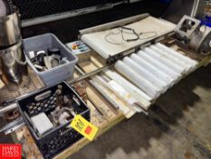 S/S Frame Conveyor, Air Blower, Pasta Dies, And Drive Components Location: Mt. Pleasant,