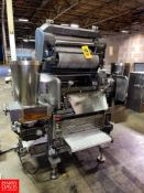 Agnelli S/S Pasta Sheeter / Former Model: A540, S/N: 901.0256 Location: Mt. Pleasant,
