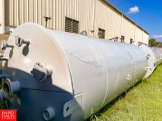 NEW 2019 Southern Tank And Manufacturing Inc. 3,170 Gallon S/S Vertical Conical Top Tank, With