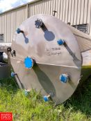 NEW 2019 Stafco Steel Tank and Fabricating Corporation 6,000 Gallon Double Wall Vertical Tank,