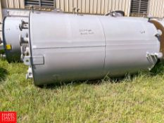 NEW 2019 Stafco Steel Tank and Fabricating Corporation 2,100 Gallon Double Wall Vertical Storage