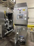 APV S/S Ice Cream Freezer Model: WS108G, S/N N0213, With Allen Bradley Panel View Controls