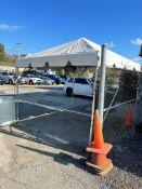Anchor Fiesta Frame Tent 10' x 10'