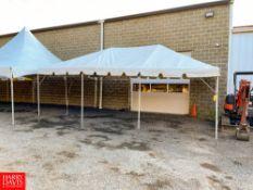 Anchor Fiesta Frame Tent 16' x 24'
