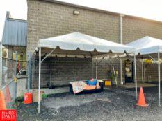 Anchor Fiesta Frame Tent 14' x 14'