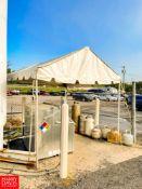 Anchor Fiesta Frame Tent 9' x 10'