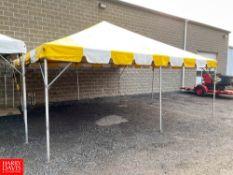 Anchor Fiesta Frame Tent 20' x 20'