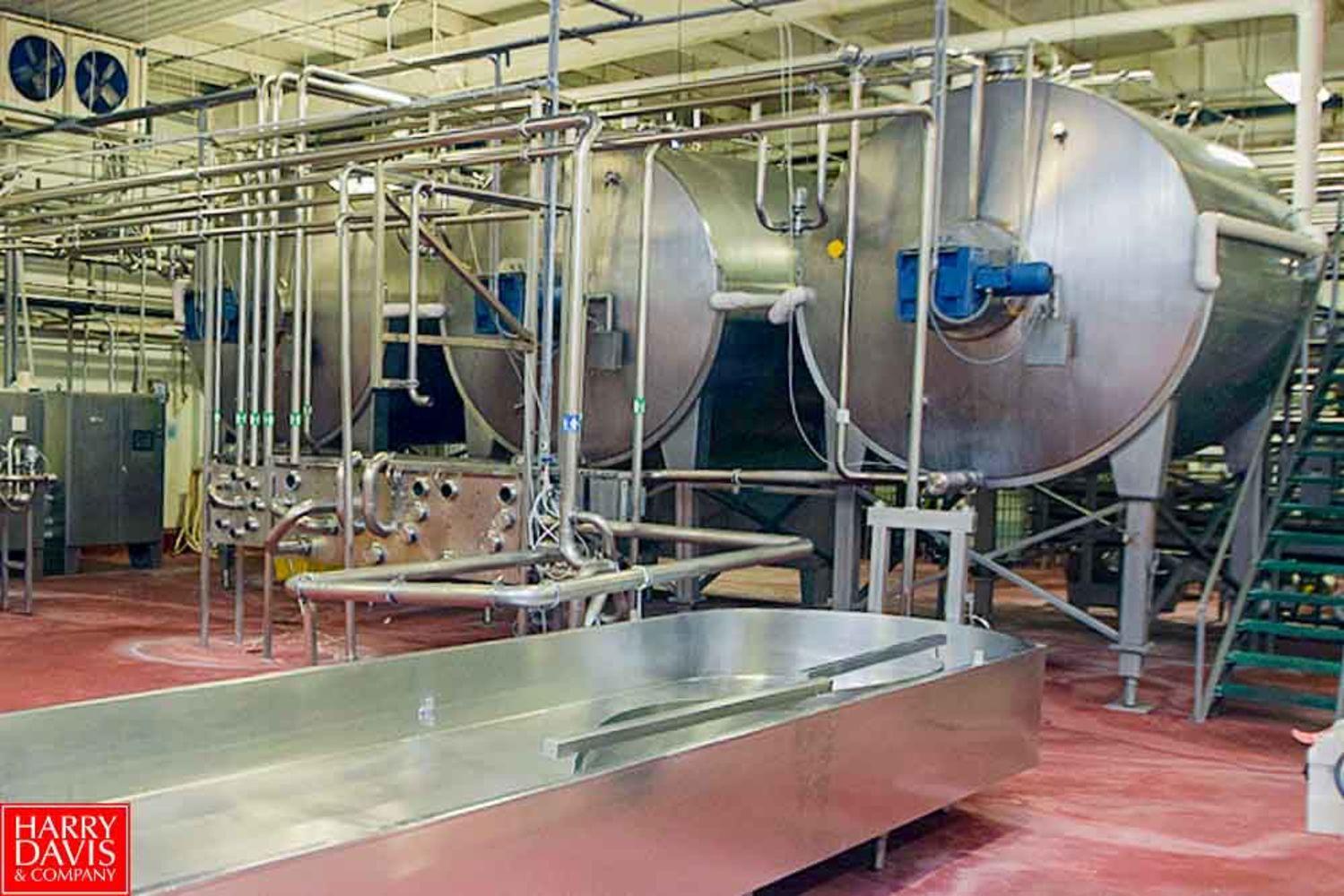 Mozzarella Cheese Production Equipment