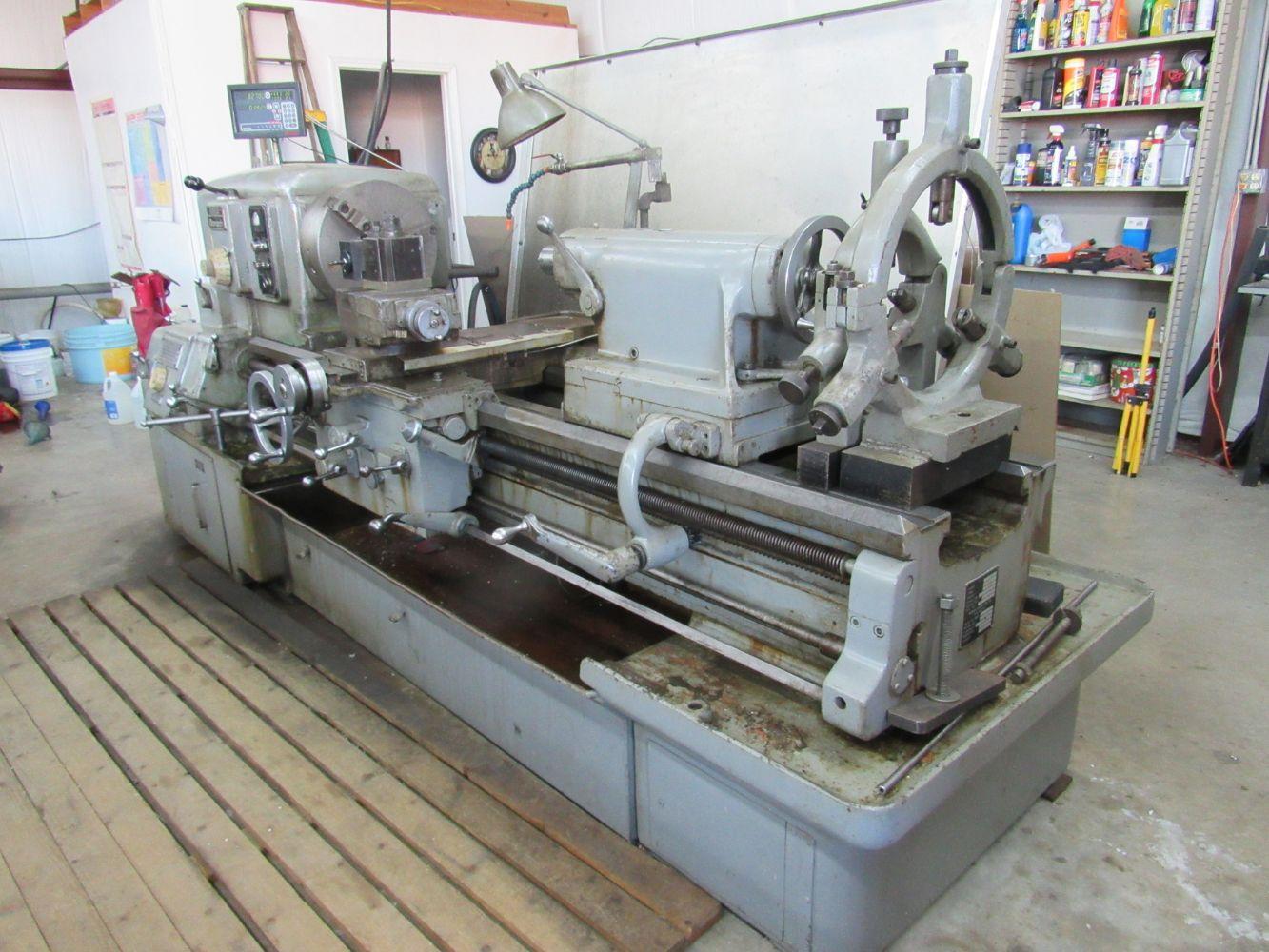 Surplus Assets to Precision Machine Shop