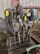 Lot of 2: Punch Presses, (1) 5-Ton Model 14 Rousselle Press, (1) Model-0A