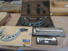 Lot of 2 Micrometers