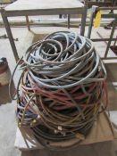 Pallet: Air Hoses & Extension Cords
