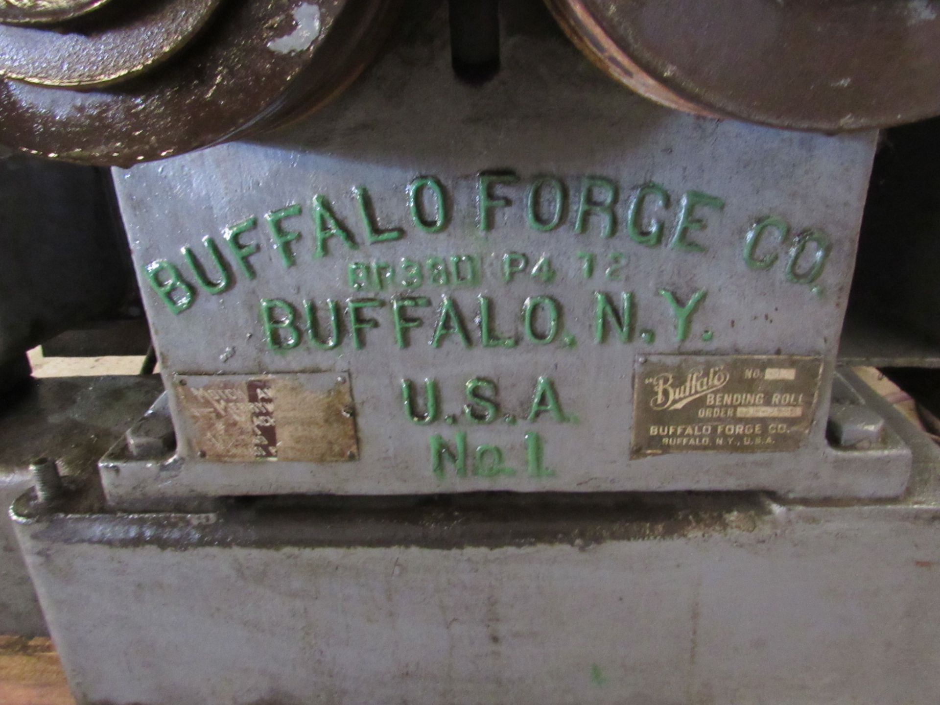 Buffalo No. 1 Angle Rolls - Image 4 of 4