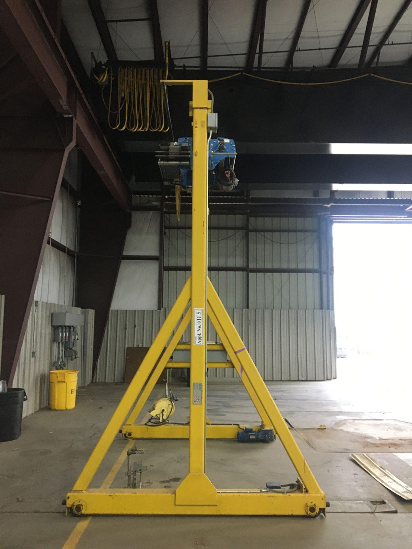 A Frame Crane - Image 4 of 6