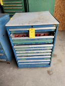 Lista 11 Drawer Tool Cabinet with Contents