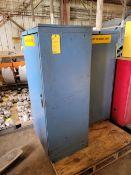 Lot of 2: Single Door Cabinet