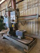 Elliott Metalex Radial Drill