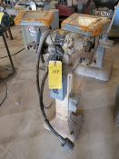 Power Tool 2418 3-PH Bench Grinder on Stand