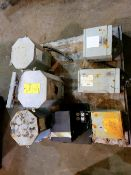 Lot of 7 Transformers