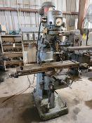 Bridgeport 111519 Vertical Milling Machine, S/N-2831237