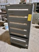 Stanley 7 Drawer Tool Cabinet with contents