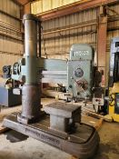 """4' 13"""" American Hole Wizard Radial Drill"""