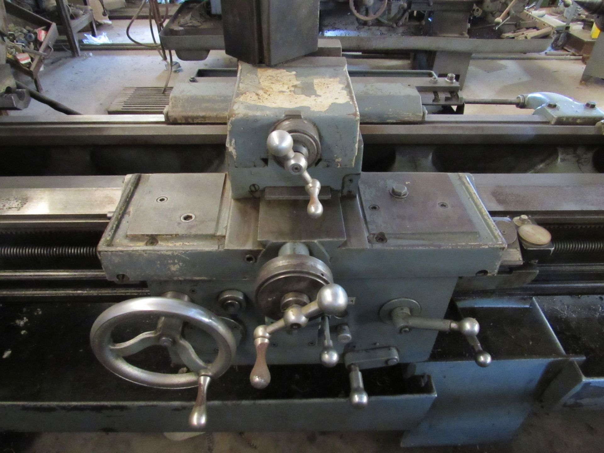"26"" x 96"" LeBlond Regal Engine Lathe - Image 4 of 6"